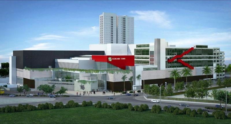 7d10429589 Shopping Morumbi Town - Leonardi - Construção Pré fabricada